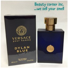 VERSACE DYLAN BLUE By Versace For Men - 3.4 EDT SPRAY